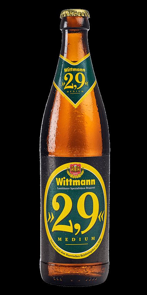 Wittmann 2,9 Medium 0,5 l