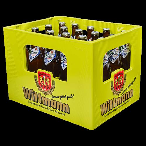 Wittmann Hefe-Weisse Alkoholfrei 20 x 0,5 l