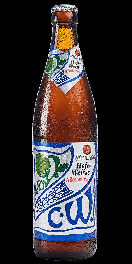 Wittmann Hefe-Weisse Alkoholfrei 0,5 l