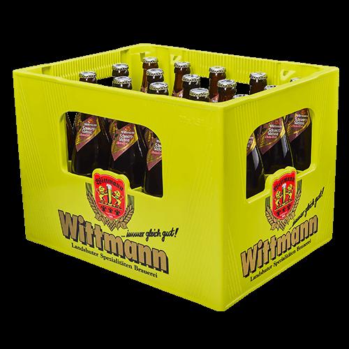 Wittmann Schwarz-Weisse Alkoholfrei 20 x 0,5 l