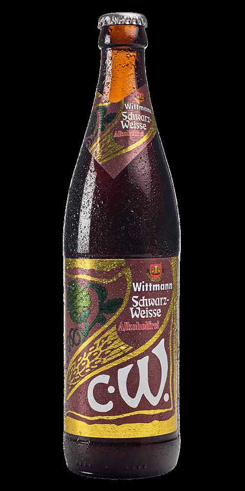 Wittmann Schwarz-Weisse Alkoholfrei 0,5 l