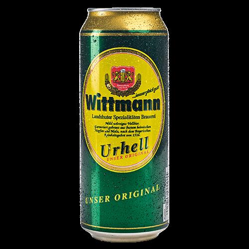 Wittmann Urhell Dose