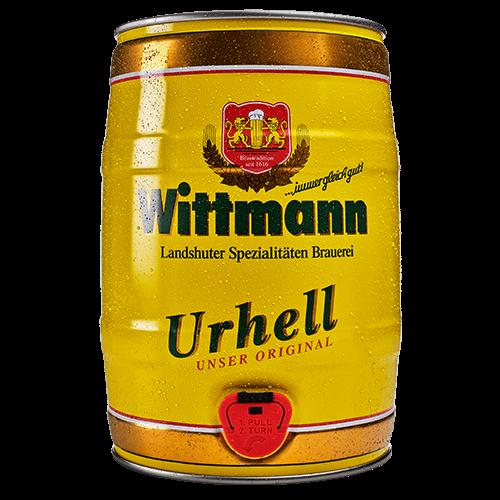 Wittmann Urhell Fass