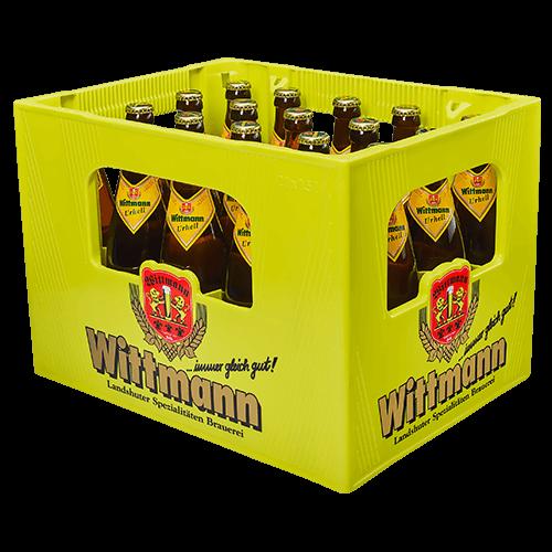 Wittmann Urhell 20 x 0,5 l