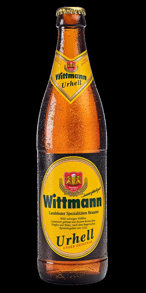 Wittmann Urhell 0,5 l