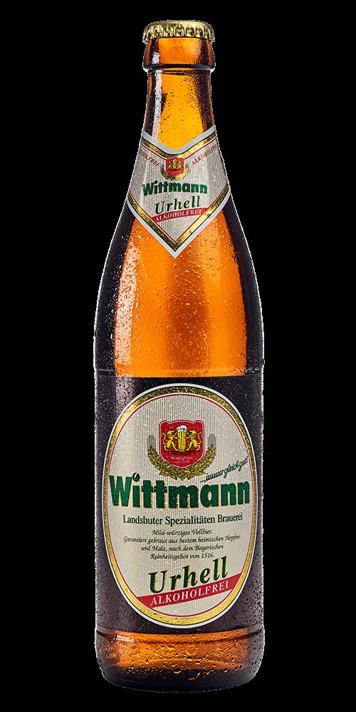 Wittmann Urhell Alkoholfrei