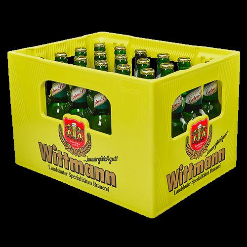 Wittmann Premium Extra Pils 24 x 0,33 l