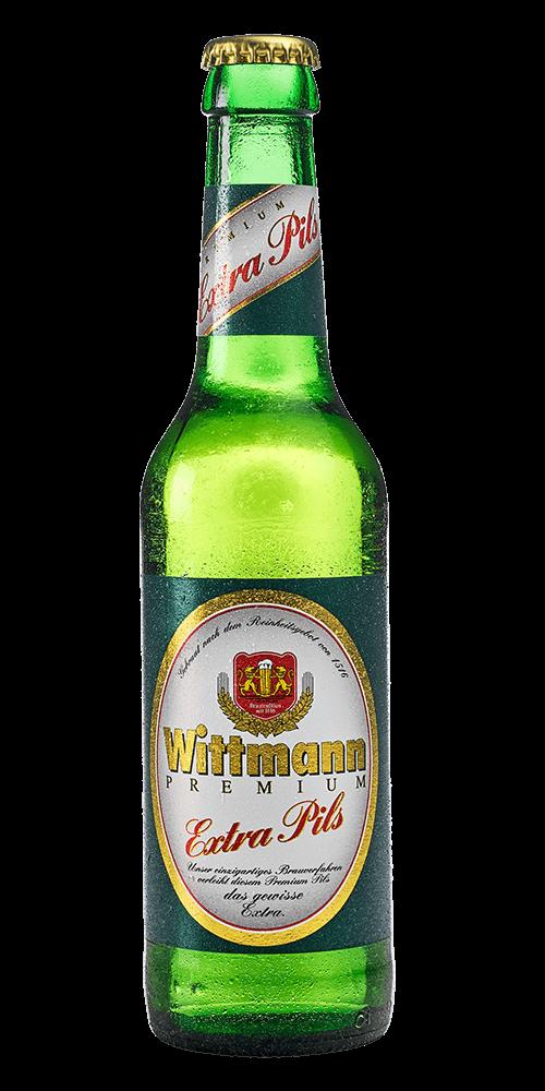 Wittmann Premium Extra Pils 0,33 l