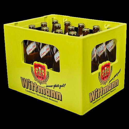 Wittmann Premium Extra Pils 20 x 0,5 l