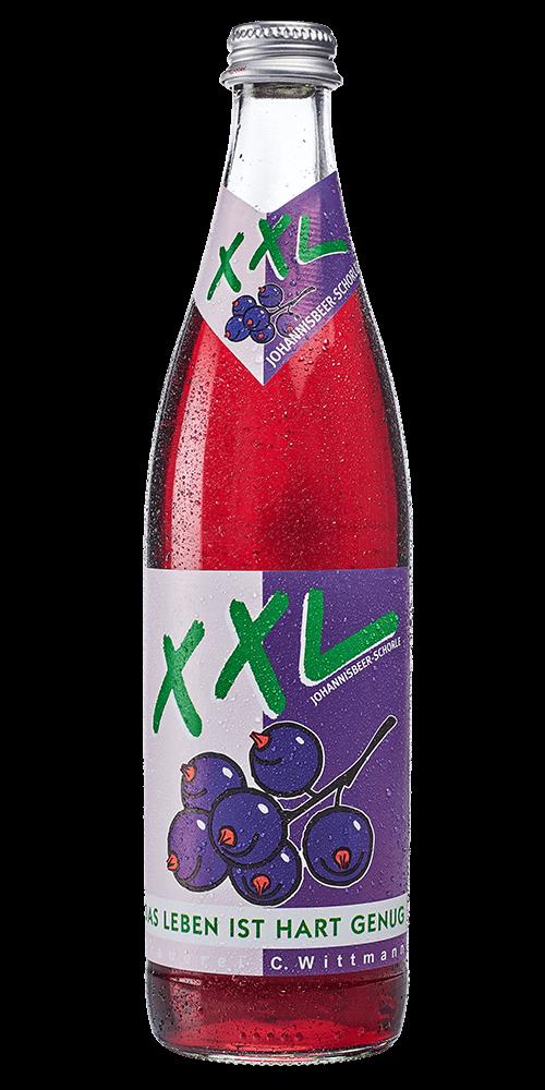 XXL Johannisbeer-Schorle
