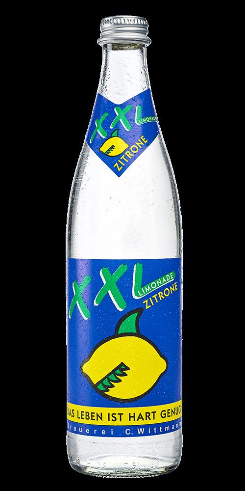 XXL Limonade Zitrone
