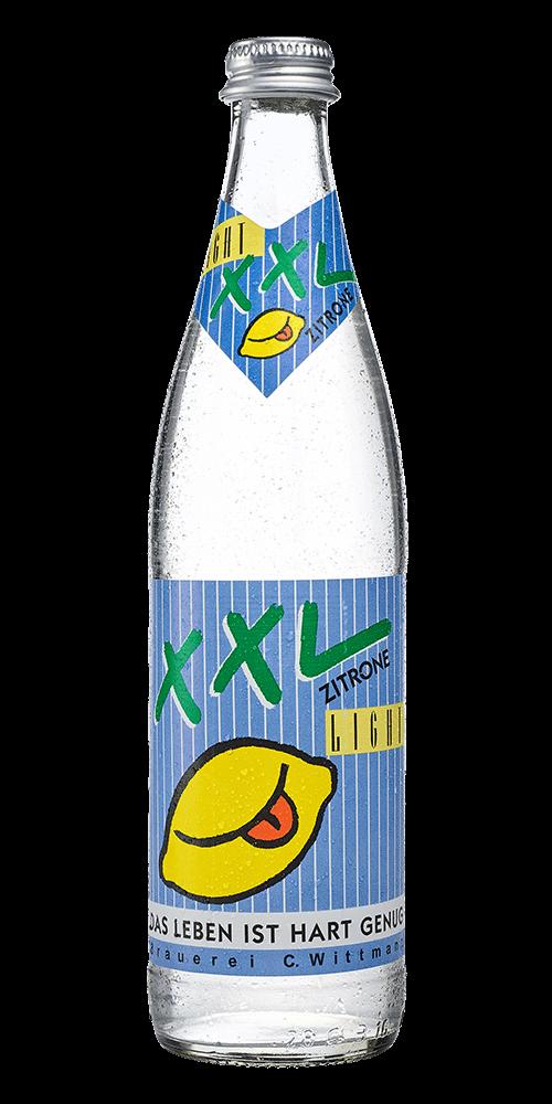 XXL Limonade Zitrone Light